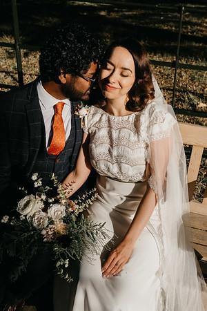 Kat and Marc - wedding