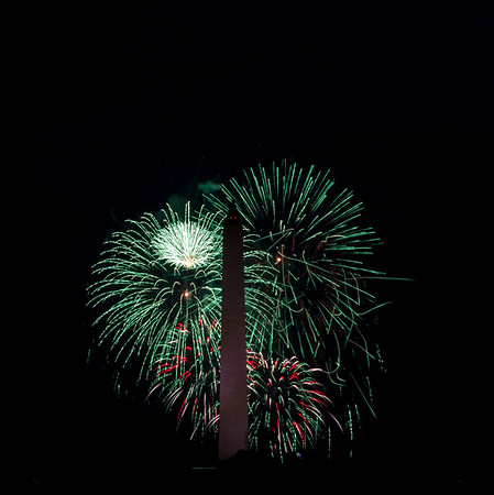 Washington DC Fireworks - 2018