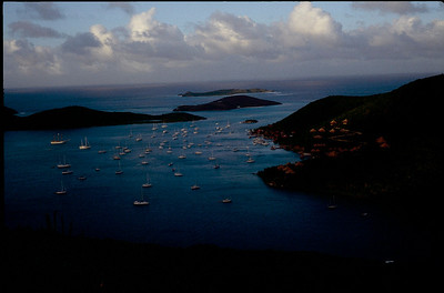 Virgin Gorda 1987