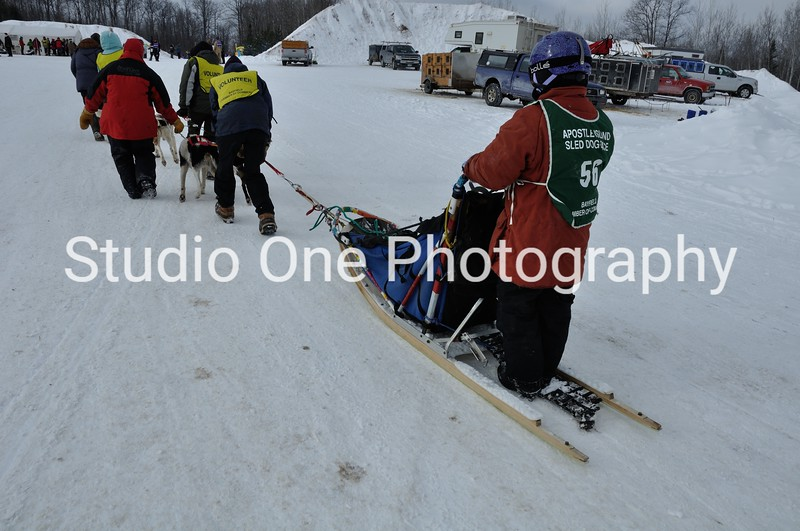 Apostle Islands Sled Dog Race