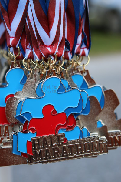 Harbour Heights 5k and Half Marathon- April 4, 2015