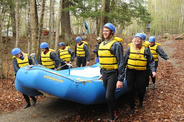 Junior Rafting Trip
