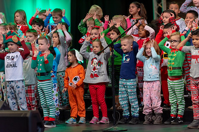 Valley Life Charter School Christmas Music