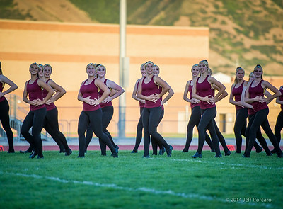 Maroon and Gold 2014