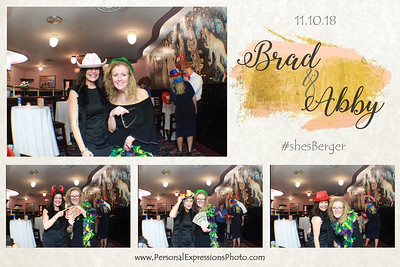 2018 - Brad and Abby Berger's Reception