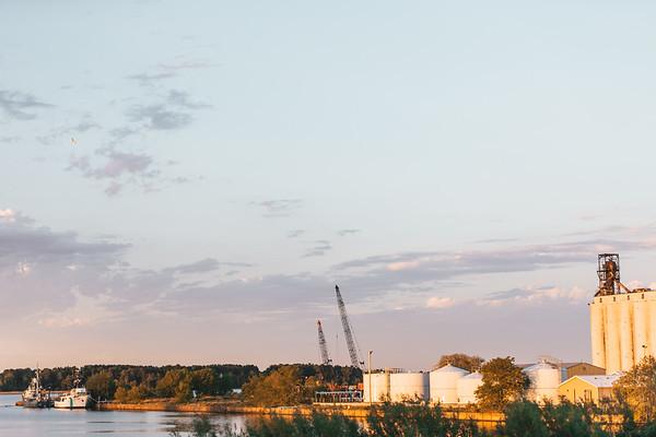 Lake Superior Shipping