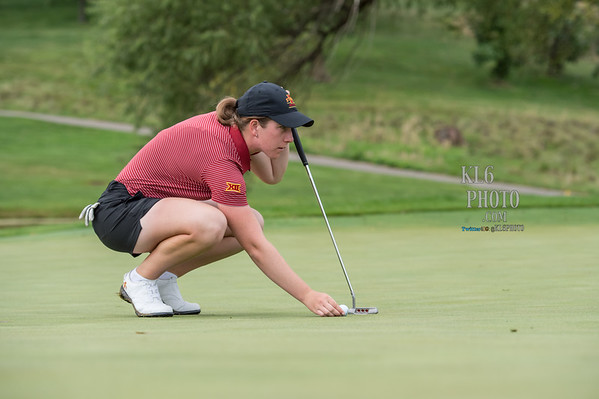 ISU Golf Action Shots 09/04/16