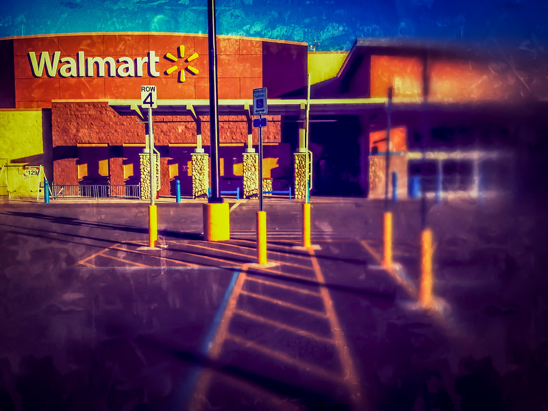 Walmart Super Store- Post Falls, Idaho