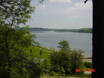 FRANCE - Lac de Liez - Reservoir