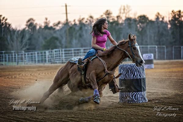 Barrel Racing & Rodeo