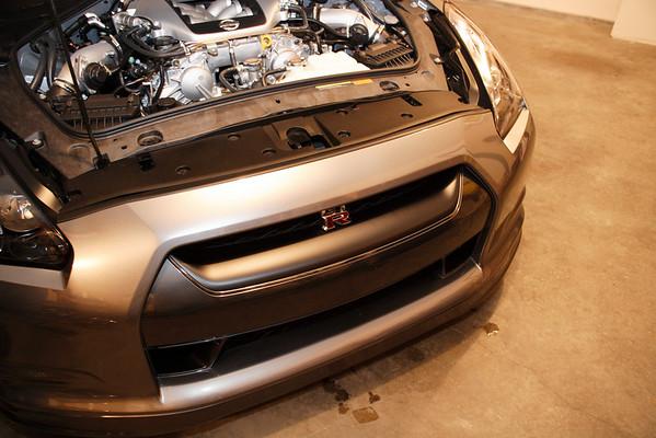 09 Nissan R35 GTR