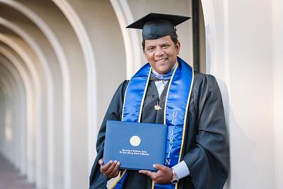 2021 Naveen Graduation