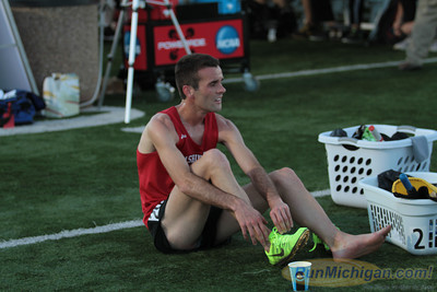 Post-Race Men's 10000 - 2013 NCAA Division III Outdoor Track and Field Championships