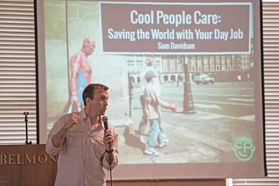 Sam Davidson - Saving The World With Your Job - Spring 2015