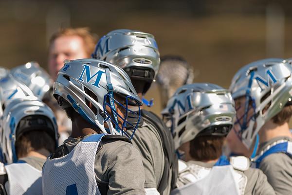 2016 McCallie Lacrosse Spring Scrimmage