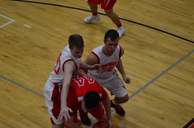 Varsity Boys' Basketball vs Millington