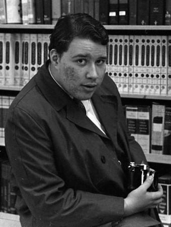 #31. Mr. Van Exel. (Louis Gomez, photog.)