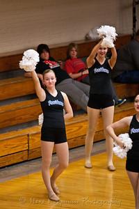 2011-12 PHS Girls Basketball vs Brownstown