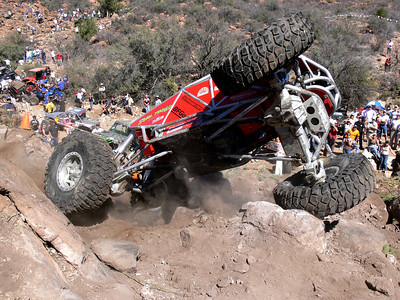 W.E.rock Pro Nationals- Rock crawling 04-1-07 Globe Arizona