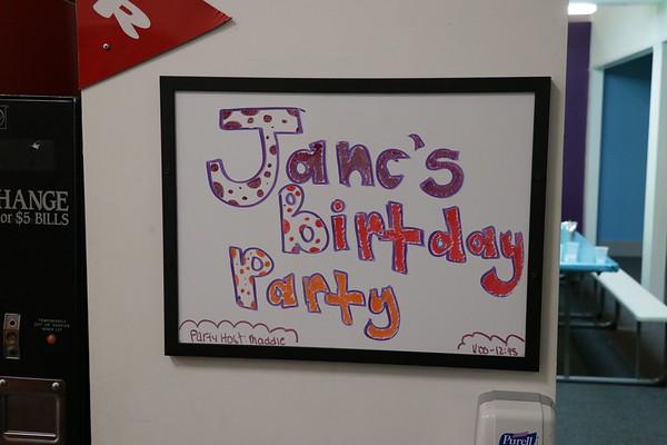 Janey's 4tth Birthday