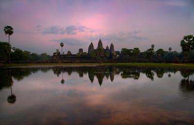Angkor Wat and Beng Melea