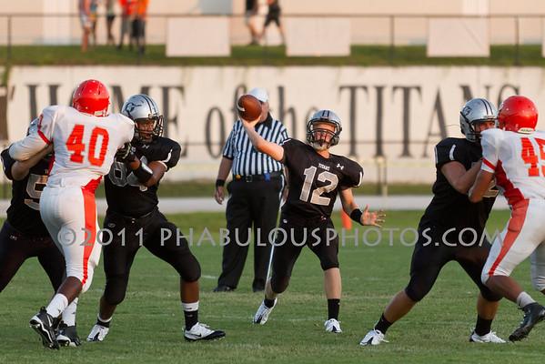 Boone Varsity Football #40 - 2011
