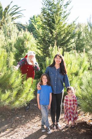 2020 Fowler Santa Visit