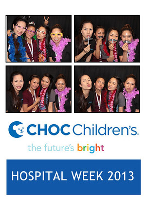 CHOC Children's Hospital Week 2013