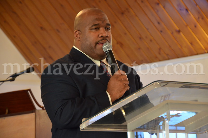 Pastor Lamar Simmon's Anniversary