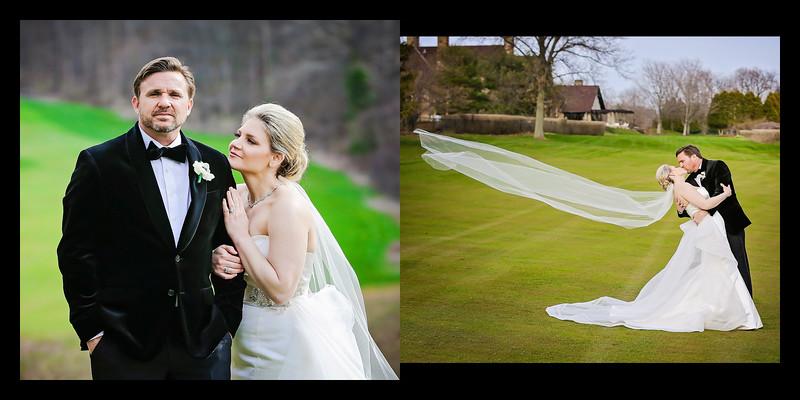 Victoria & Scott 10x10 Wedding Album