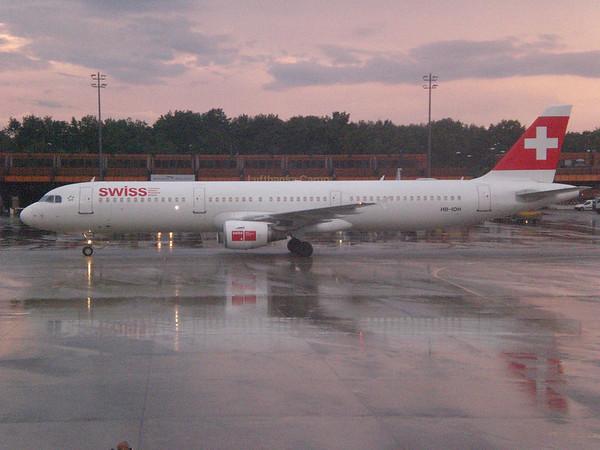 2011-08-14 - Flug TXL-DUS
