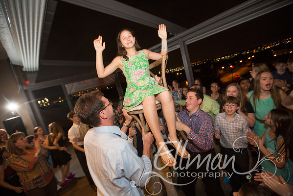 Eve Dauber Party Candids