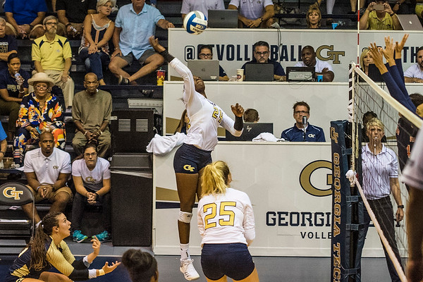 2018 Georgia Tech Volleyball