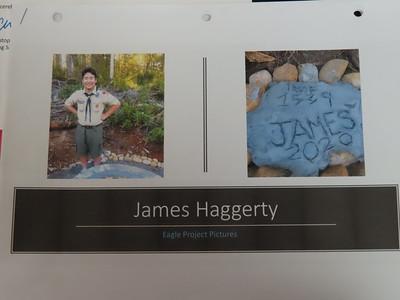 Reagan/James Eagle COH - Dec 20