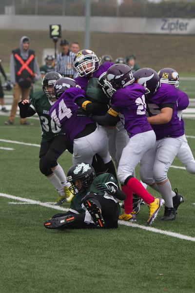 2012; AFBÖ; American Football; Danube Dragons; Vienna Vikings; U12; Youth