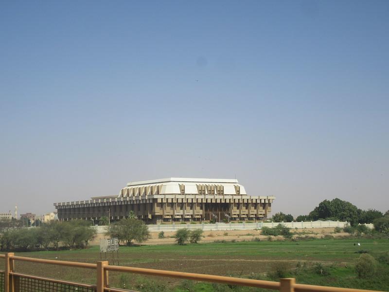 010_Khartoum. Omdurman. National Assembly.JPG