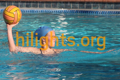 Water Polo practice 3-7