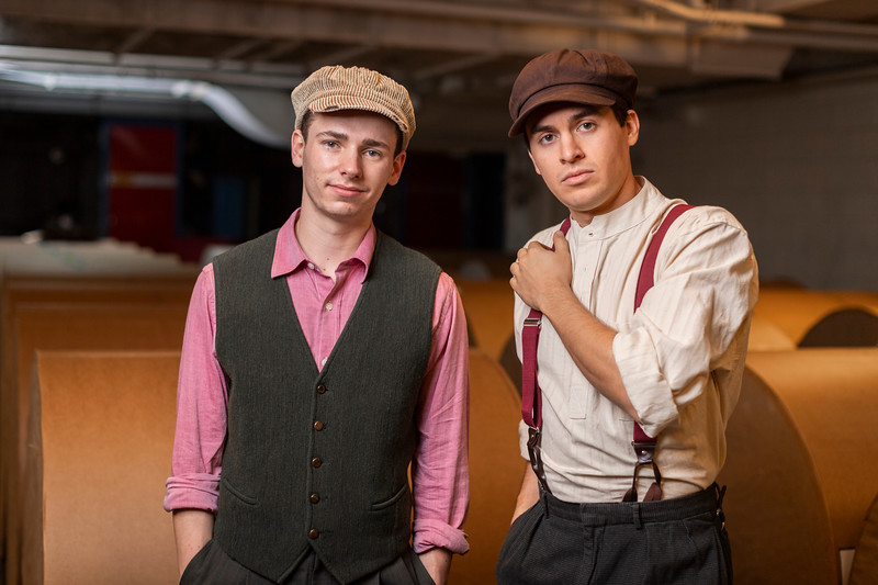 11/25/19 Newsies Portraits