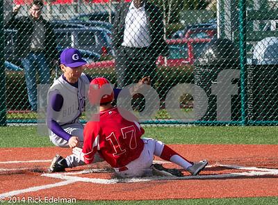 Garfield vs. Newport JV Baseball