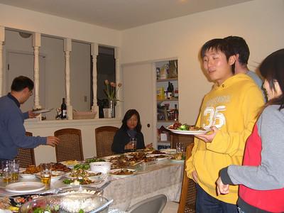2008 (12-13) Holiday party @ Jennifer's