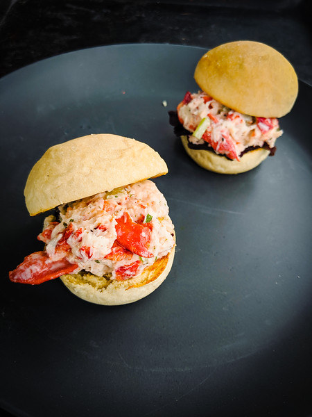 Gaspereau Winery lobster slider on black close-2.jpg