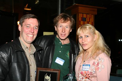 2005 Photo ops with Bill Rodgers