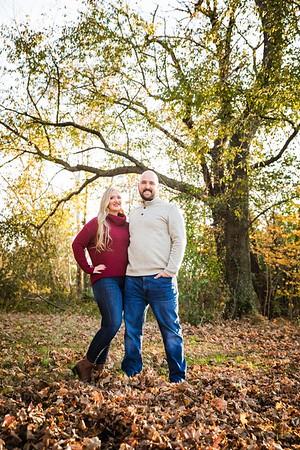 Amanda + Jake | Neshaminy State Park | 11.10.2019