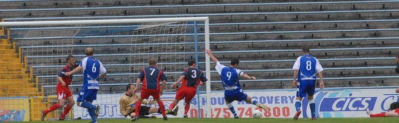 Morton v Airdrie (1-0) 26 9 09