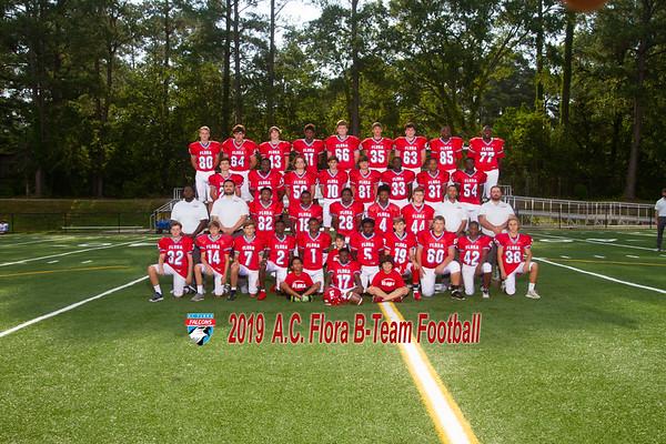 2019 B Team Football