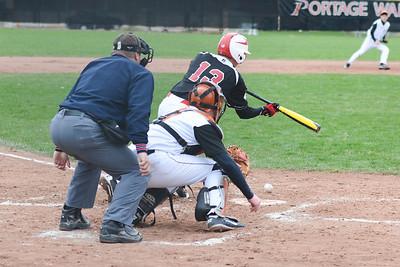 2014 Baseball Mt. Horeb Vs Portage 5-2
