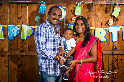 Shaurya's 1st Birthday Party