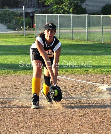 20110706 ASA 12U Softball