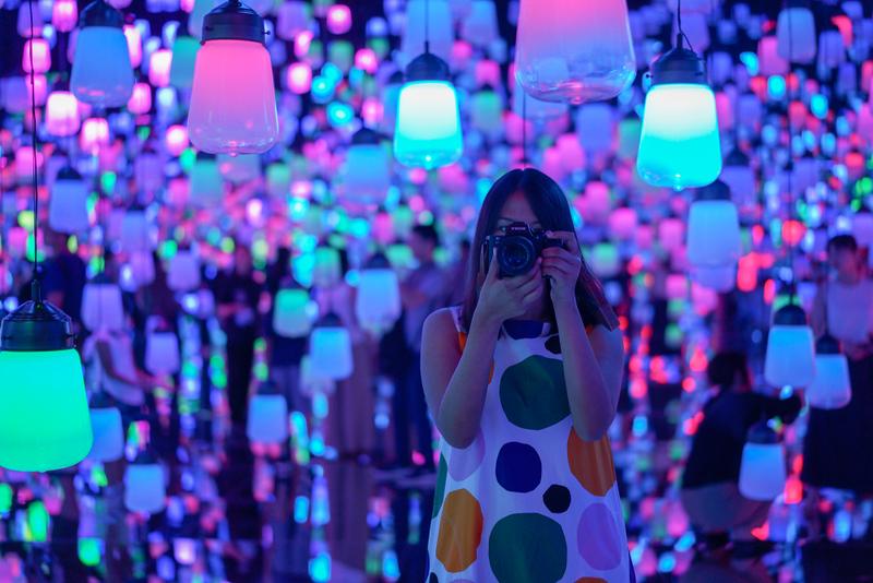 Mori Digital Art Museum