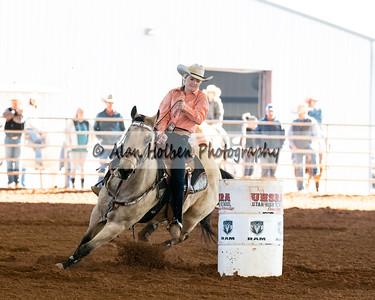 Barrel Racing (Saturday 11-23)